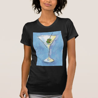 T-shirt Martini olive