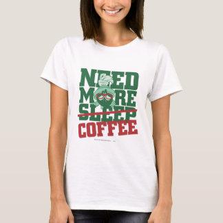 T-shirt MARVIN le MARTIAN™ - ayez besoin de plus de café