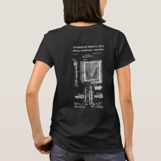 T-shirt Mary Anderson - essuie-glace
