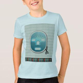 T-shirt mascara del LUCHADOR de La