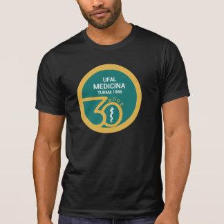 T-shirt Masculin Basique - MED UFAL 86