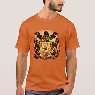 T-shirt masculin du Roi Lion (signe de zodiaque)