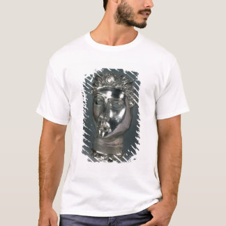 T-shirt Masque argenté, romain, ?ère moitié de l'ANNONCE