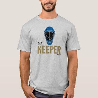 T-shirt Masque de gardien de but de l'hockey des hommes le