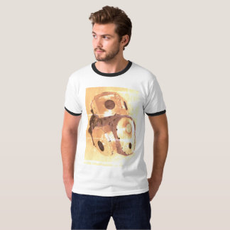 T-shirt masque de gaz