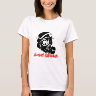 T-shirt Masque de gaz