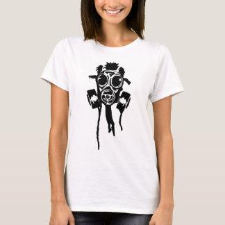 T-shirt Masque de gaz 2