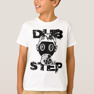 T-shirt Masque de gaz de Dubstep