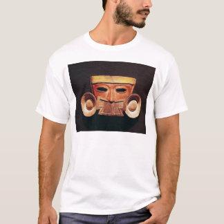 T-shirt Masque humain, de Teotihuacan