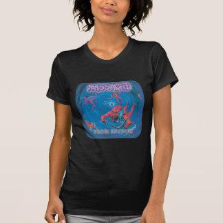 T-shirt Massacre - de au delà de chemise de filles de