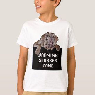 T-shirt Mastiff de Neopolitan
