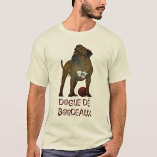 T-shirt Mastiff français