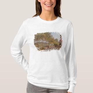 T-shirt Matin d'Alfred Sisley | juin dans le Saint-Mammes