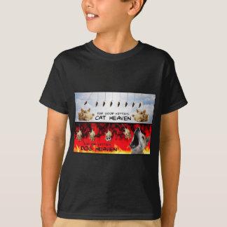 T-shirt Mauvais minous