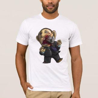 T-shirt Mauvais Silvio triste