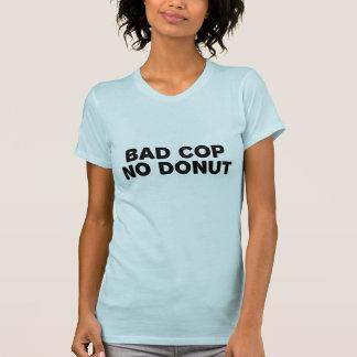 T-shirt Mauvaise cannette de fil aucun beignet