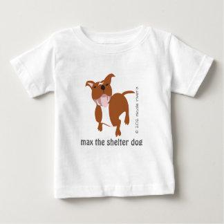 T-shirt maximum du Jersey d'amende de bébé de |