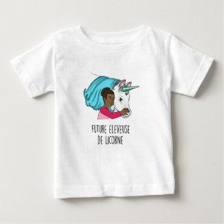 """T-shirt MC """"Toekomstige veefokster van Eenhoorn """""""