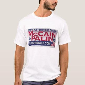 T-shirt McCain*Palin 08