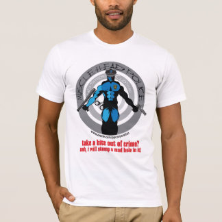 T-shirt McGruff le chien de crime