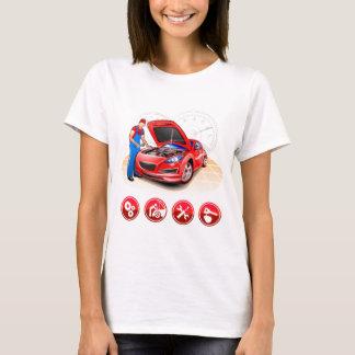 T-shirt Mécanicien automobile
