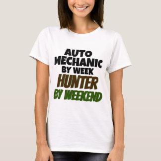 T-shirt Mécanicien automobile par le chasseur de semaine