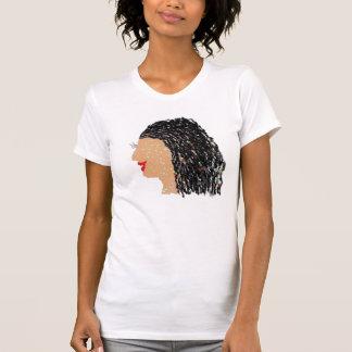 T-shirt Mèches libertines de Starz et Locs