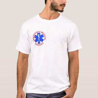 T-shirt médical de secours de délivrance du feu de