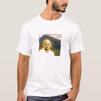 T-shirt Méditation de Gandhi