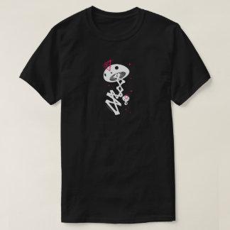 T-shirt méduses mystiques d'esprit de fantôme psychique de