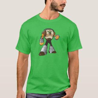 T-shirt méga d'homme de hérisson