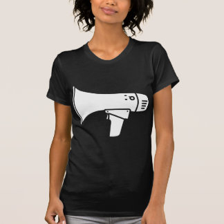 T-shirt Mégaphone