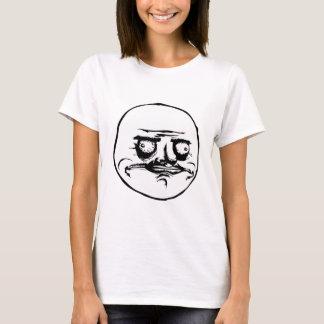 T-shirt Megusta Meme font face (de reddit, 9gag, 4chan)