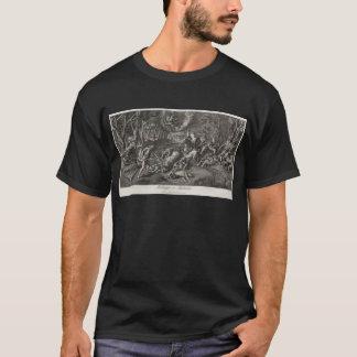 T-shirt Meleager et Atalanta par Giulio Romano