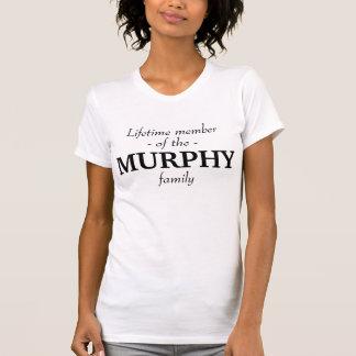 T-shirt Membre de vie de la famille de Murphy