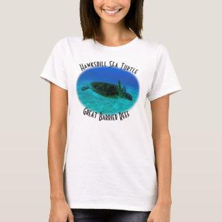 T-shirt Mer de corail de la Grande barrière de corail de