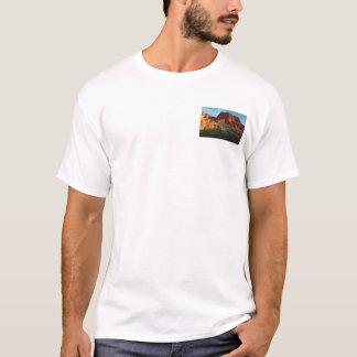 T-shirt Mer verte