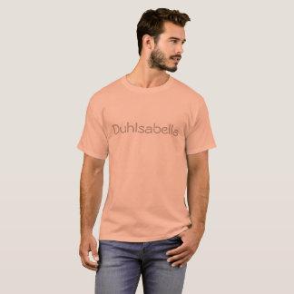T-shirt Merch de DuhIsabela