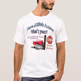 T-shirt Mères contre la conduite en état d'ivresse