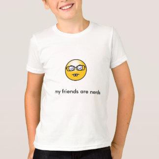 T-shirt mes amis sont des ballots