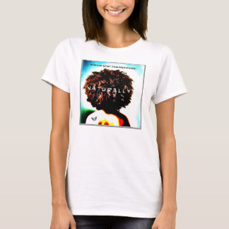 T-shirt Mes cheveux… Naturellement