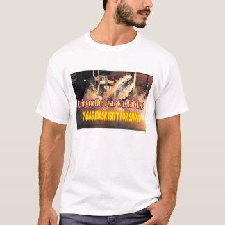 T-shirt Mes travaux de masque de gaz !