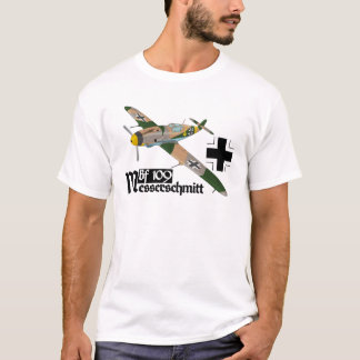 T-shirt Messerschmitt Bf 109 Luftwaffe