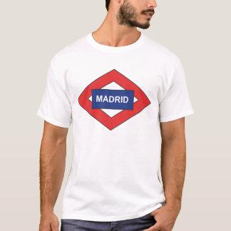 T-shirt Mètre Madrid