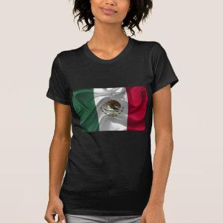 T-shirt Mexique-Drapeau