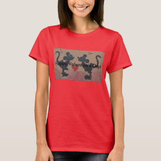 T-shirt Mickey et Minnie