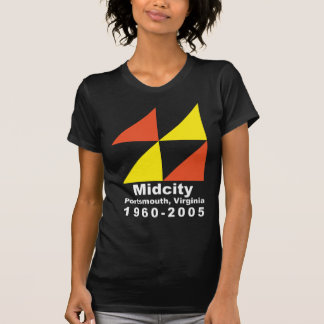 T-shirt Midcity 1960-2005