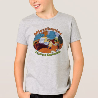 T-shirt Mieszkaniec Zegara z Kurantem
