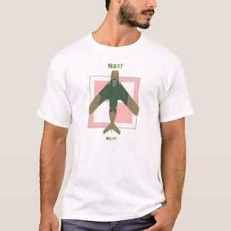 T-shirt MiG-17 Pologne 2