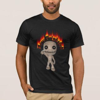 T-shirt Mignon comment poupée terrible de vaudou